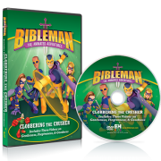 bibleman dvd - clobbering the crusher