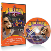 bibleman dvd - spoiling the schemes of luxor spawndroth