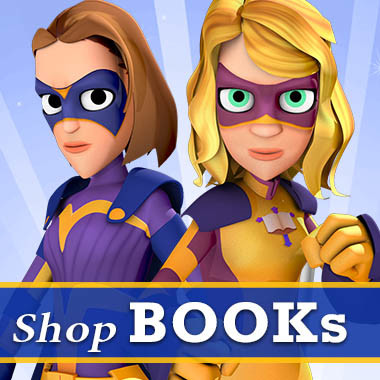 bibleman shop books